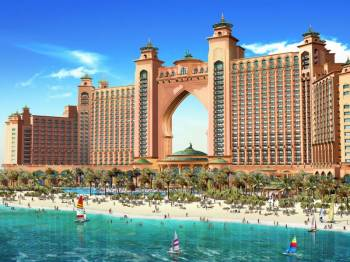 4 Days Dubai Tour