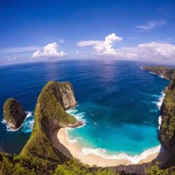3 Night 4 Days Nusa Penida Adventures Trip Tour