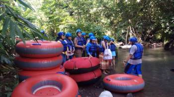 ONE DAY RIVERTUBING ACTIVITIES TOUR