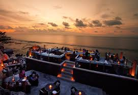 Bali Exotic Packages Tours to Rock Bar as One of the Globe's Most Popular