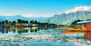 JAMMU KASHMIR TOUR PACKAGE 6 - N / 7 - D