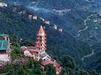 MUSSOORIE TOUR PACKAGE 3 - N / 4 - D