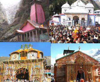 11 NIGHTS 12 DAYS CHARDHAM PACKAGE