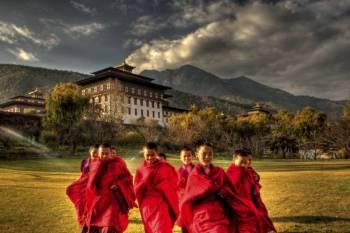 Bhutan - Land of Gross National Happiness Tour