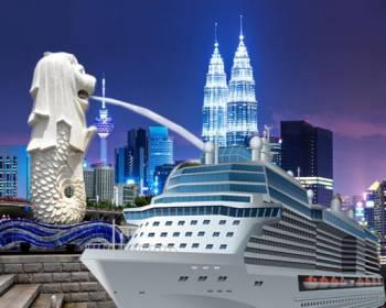 Singapore Malaysia Cruise Tour Package
