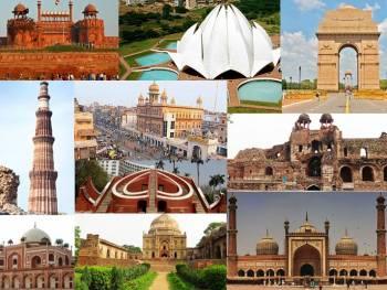 Delhi, Agra, Jaipur Tour Package