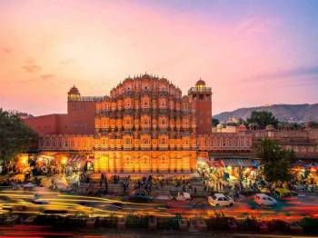 02 Nights 03 Days Jaipur Tour