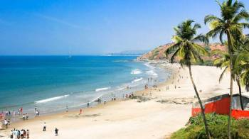 03 Nights 04 Days Goa Tour Package