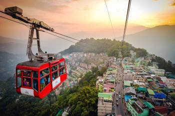 Gangtok Lachung Darjeeling Tour