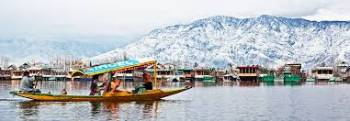Golden Triangle with Kashmir Tour