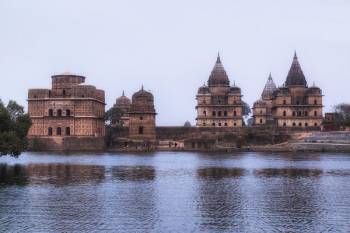 Golden Triangle with Orchha Tour
