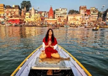 Varanasi Ghat Boating Trip