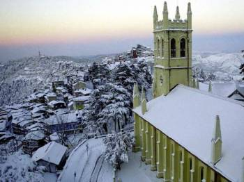 Chandigarh Shimla Weekend Tour