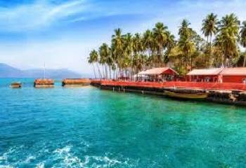 Andaman with Day Trip to Havelock Island Tour