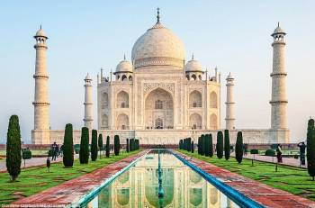 Golden Triangle Tour4 Days