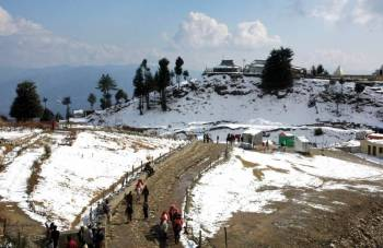 Shimla - Manali Tour with Chandigarh