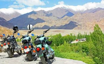 Ladakh Best Package