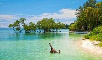 Andaman Tour Package 7Nights/8Days including Baratang Lime Stone Cave