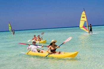 3 N /4 Days Stay At  Embudu Village, Maldives