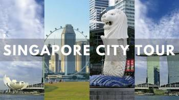 Singapore and Sentosa Magic Tour