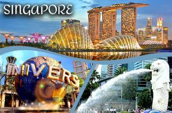 Shimmering Singapore Tour 4 Days
