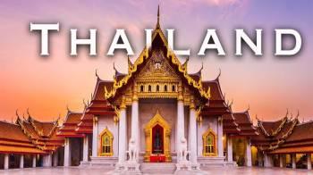 Charishmatic Thailand Tour