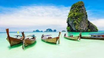 4 N Thailand Trip with Chaupharaya Dinner Cruise