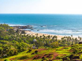 Follow Your Wonderlust to Goa - 3 Nights (3Star)