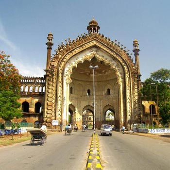 Legendary Lucknow - 3 nights with return flight (3 star)
