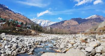 Manali 4 star package for 04 days with Breakfast and Dinner 3 Nights Manali