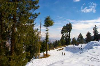 Happiness Returns Shimla and Manali 3 Star Package for 05 Days