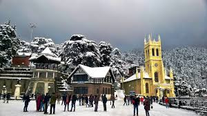 Shimla Tour Package By Volvo From Delhi