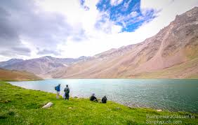 Chandertal the Moon Lake Tour