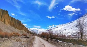 Spiti Valley Via Manali Tour