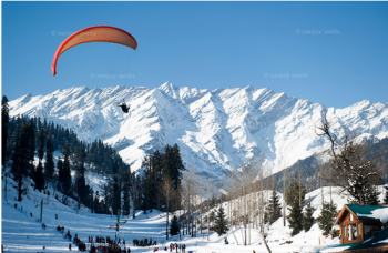7 Days 6Nights Chandigarh Manali Dharamshala Pathankot Tour