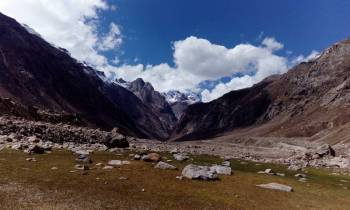Spiti Rupshu Valley Trek Over Parang La Tour