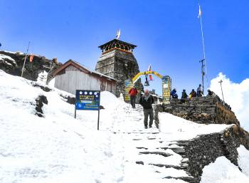 Trekking to Tungnath & Chandrashila Tour