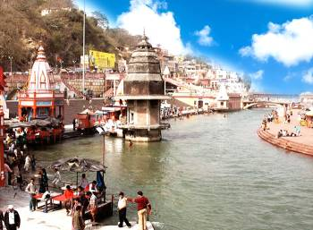 HARIDWAR SIGHTSEEING TOUR