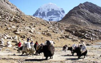 Kailash Manasarovar Yatra with Everest Base Camp Trekking Tour