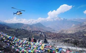 Muktinath Tour Package by Road and Flights