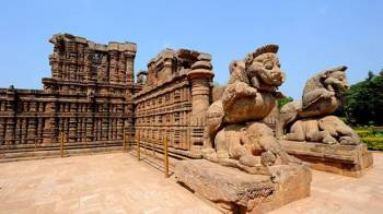 Odisha Package 5 Days