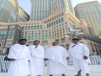 Umrah Tour Package 15 Days