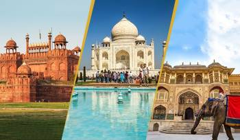 Golden Triangle for 4 Nights and 5 Days