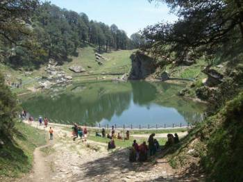 Jalori Jot- Serosar Lake- Shangar( Shimla to Shimla) Tour