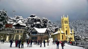 5 Night 6 Days Shimla to Manali Volvo Package