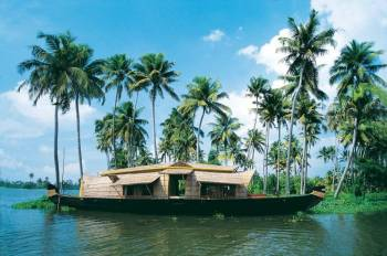 7N/ 8D Charming Kerala With Kanyakumari.