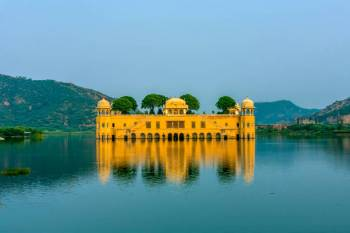 09 Nights/10 Days Taj with Rajasthan Tour