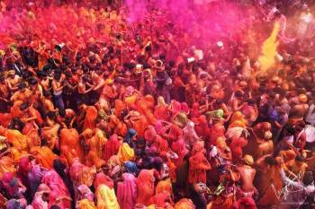 Blissful India with Colourful Holi Festival Tour