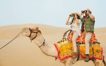 8 Nights /9 Days Rajasthan Desert Package