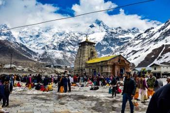 Kedarnath Yatra From Delhi